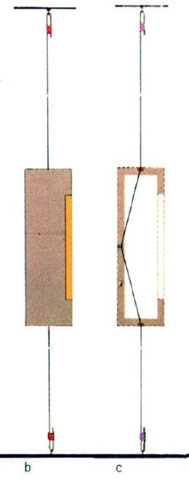 Prime modifiche apportate da Castiglioni al progetto iniziale