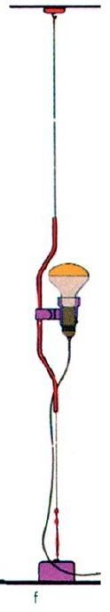 Progetto finale della lampada